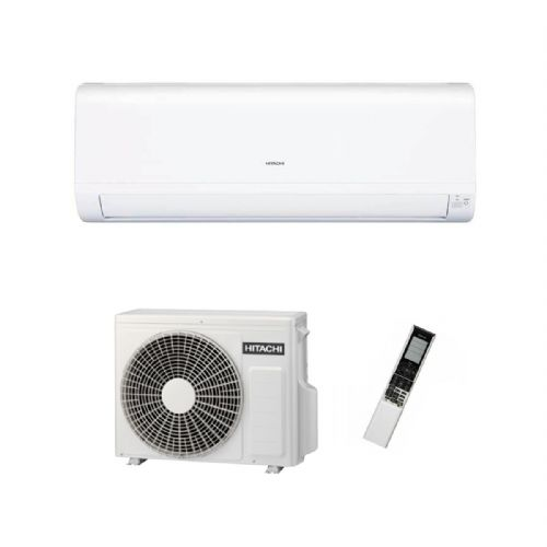 Hitachi Air Conditioning Wall Mounted RAK-25RPD Performance Heatpump 2.5Kw/9000Btu A++ R32 240V~50Hz